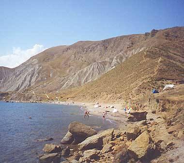 Нудистские пляжи юга 9